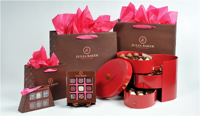 Julia Baker Packaging